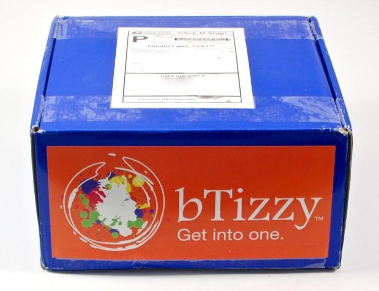 bTizzy box
