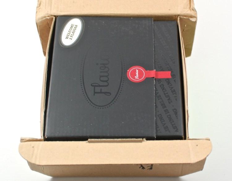 Flaviar subscription box