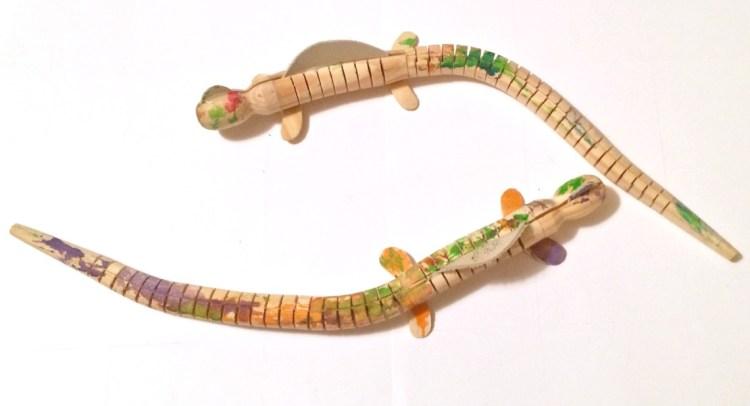 painted chameleons