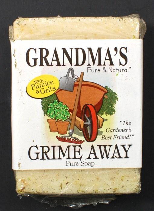Grandma's grime away soap