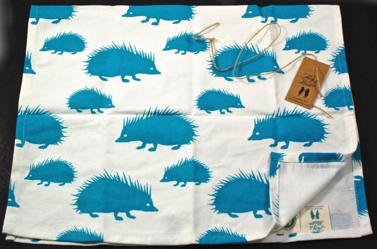 Foxy & Winston towel