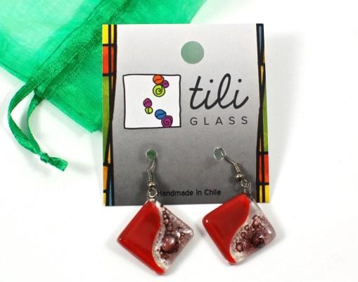 Tili Glass earrings