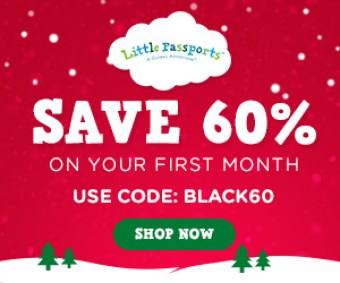 Little Passports black Friday