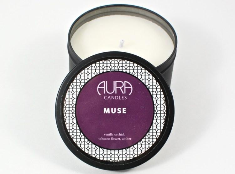 Aura candle