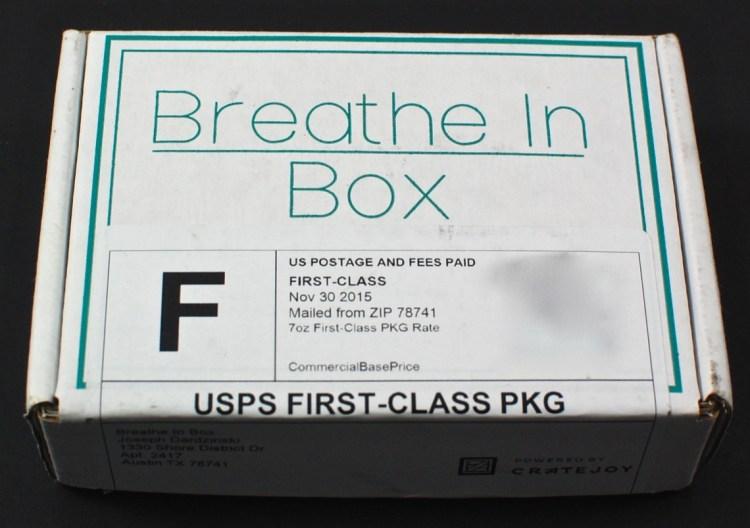Breathe in Box