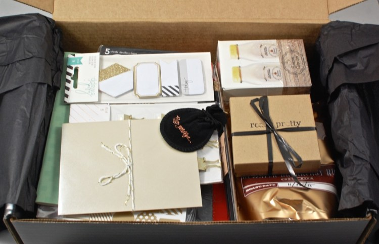 Covet Crate box