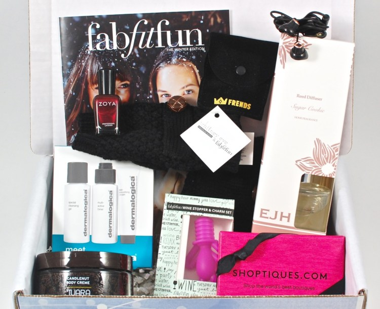 FabFitFun Winter 2015 Review & Coupon Code