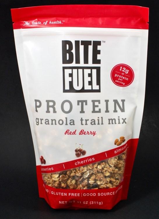 Bite Fuel Protein granola