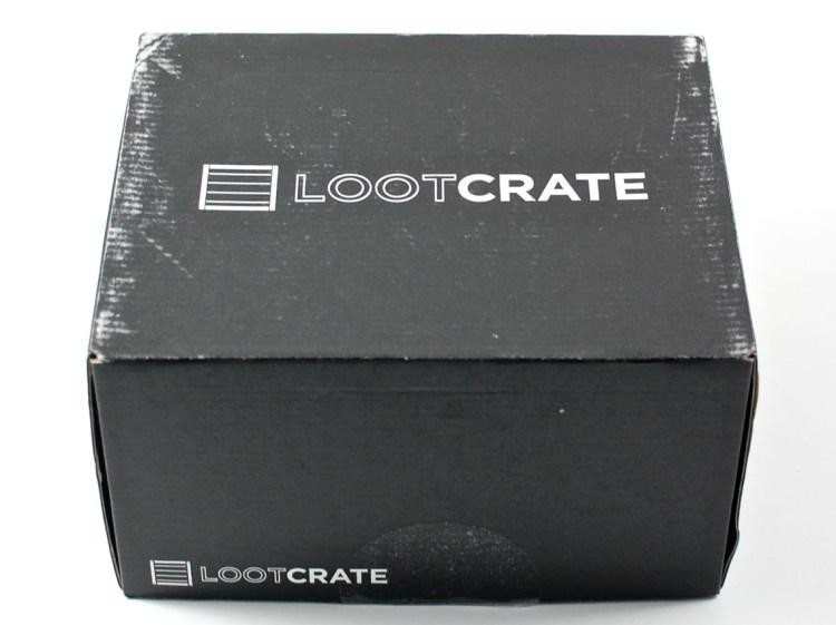 Loot Crate box