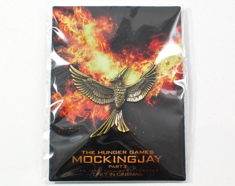 Hunger Games pin
