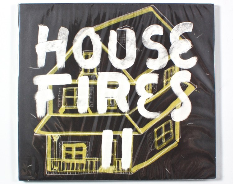 House Fires II cd