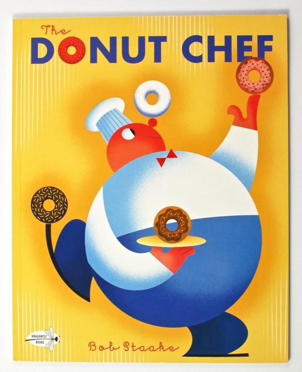Donut Chef book