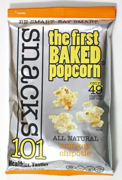 snacks 101 baked popcorn