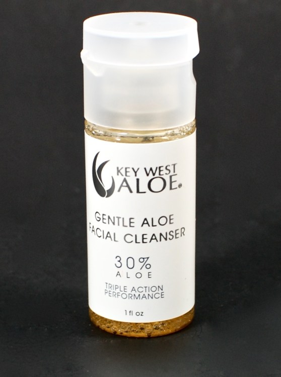 Key West Aloe cleanser