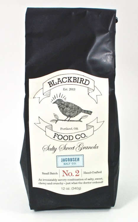 blackbird granola