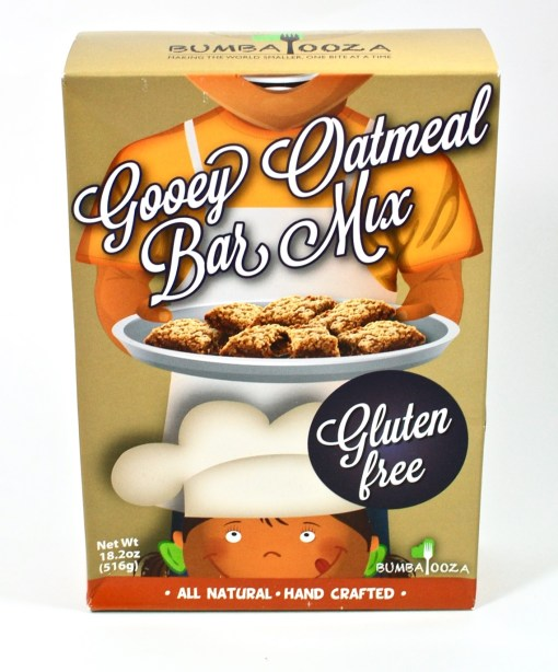 oatmeal bar mix