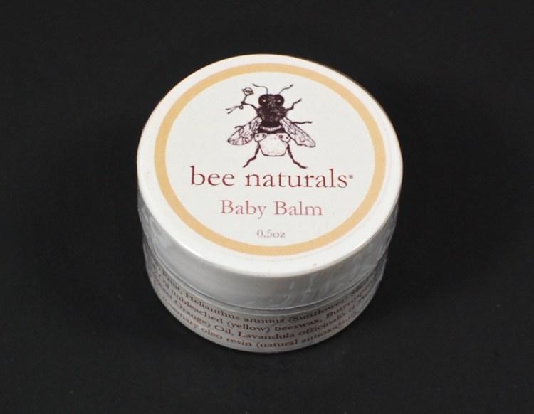 Bee Natural baby balm