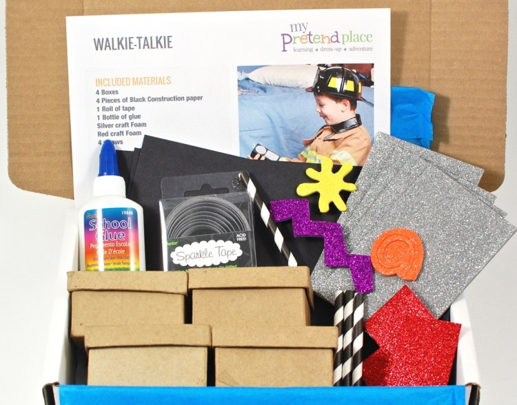My Pretend Place December 2015 Projects Box Review & Coupon Code