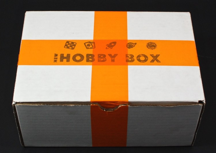 New Hobby Box