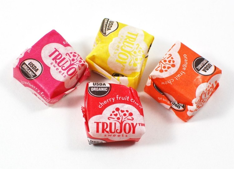 Trujoy fruit chews