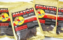 SNATCH Beef Jerky review