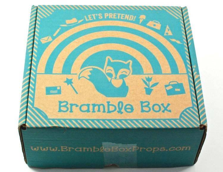 January 2016 Bramble Box