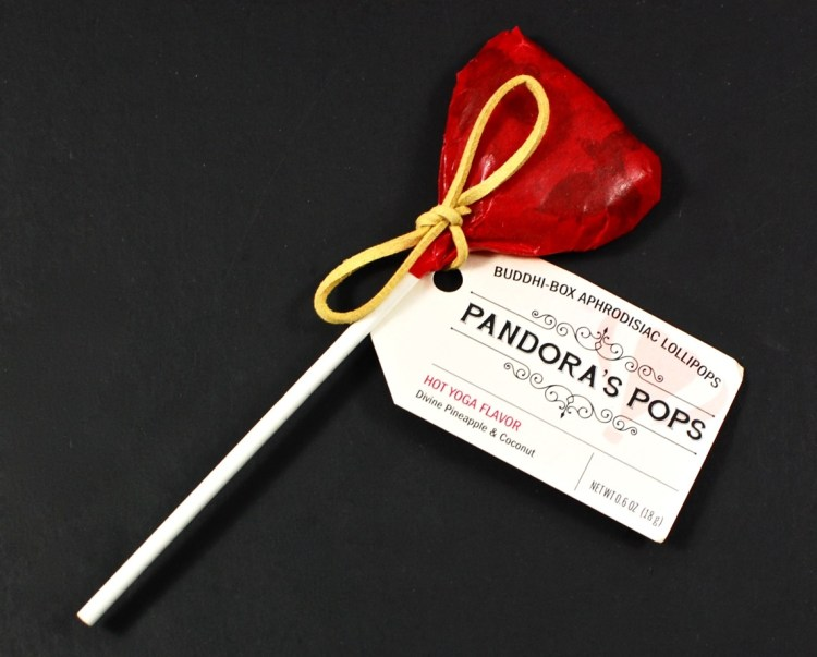 pandora's pops