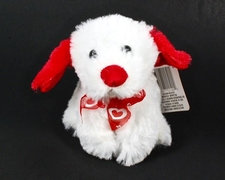plush puppy