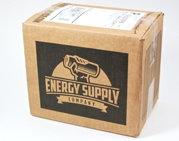 Energy Supply Company Box