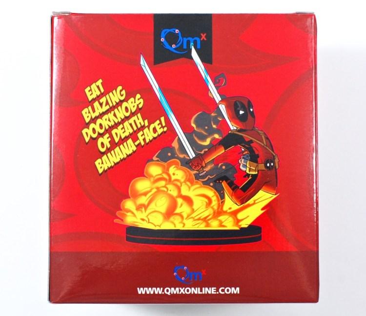 Loot Crate Deadpool figure