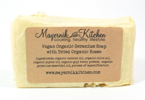 Mayernik Kitchen vegan soap
