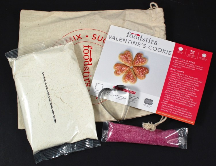 Foodstirs Popsugar kit