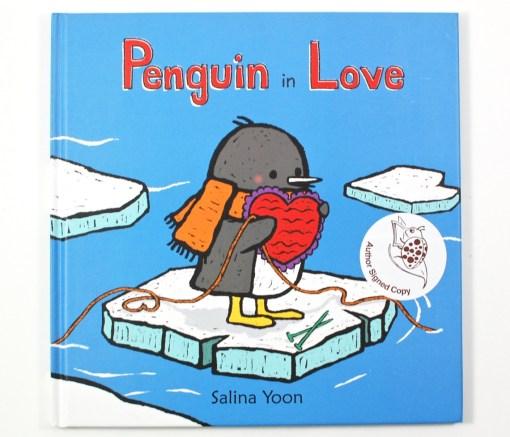 Penguin in Love book