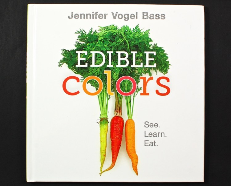 Edible Colors book