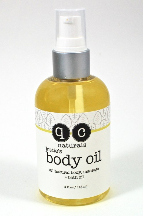 Lottie's body oil