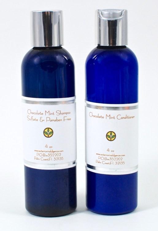 Exterior Indulgence shampoo