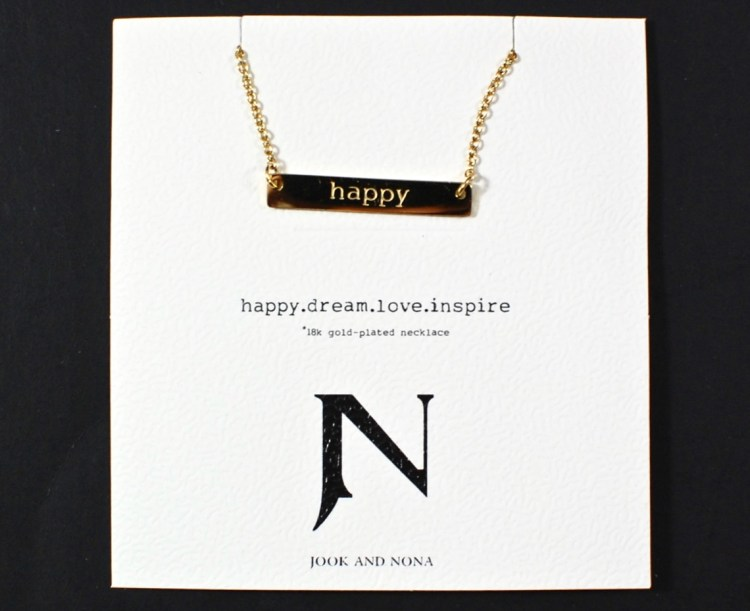 jook & nona necklace