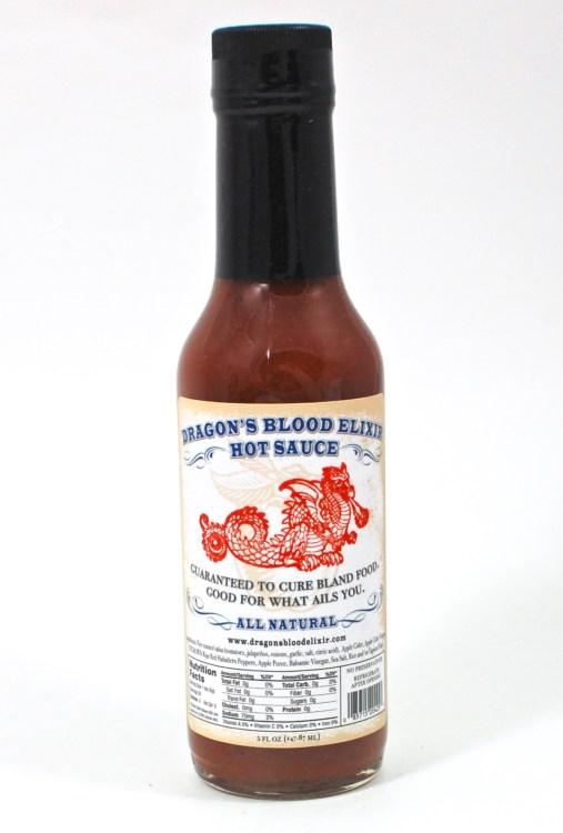 Dragon's Blood hot sauce