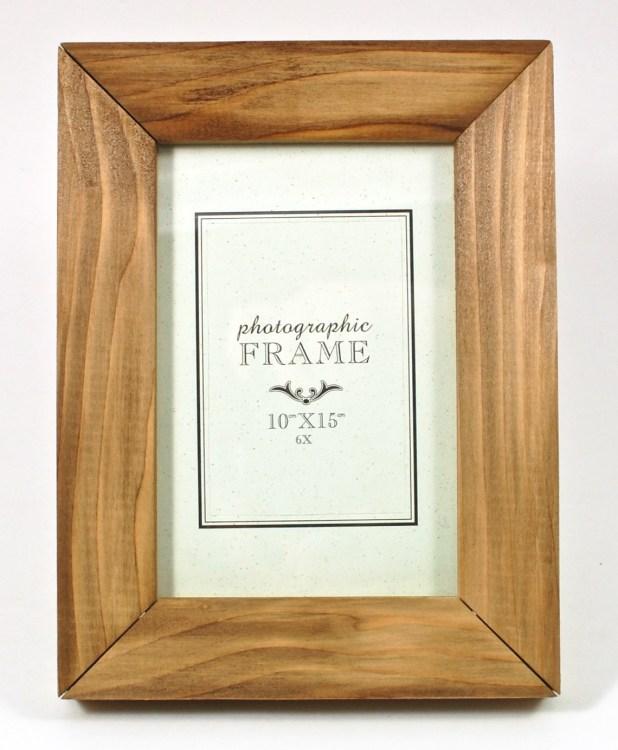 GlobeIn wooden frame