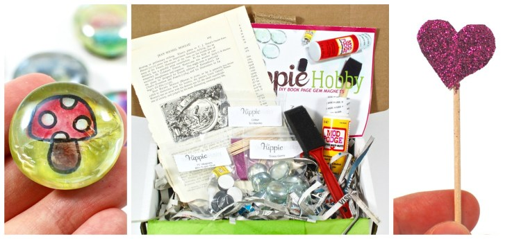 The Hippie Hobby March 2016 Subscription Box Review & Coupon Code