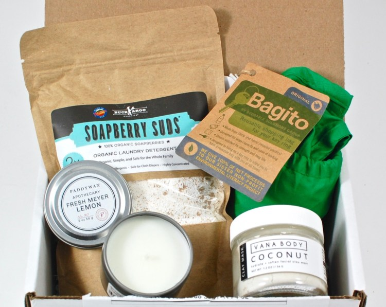 Kloverbox March 2016 Review & Coupon Code