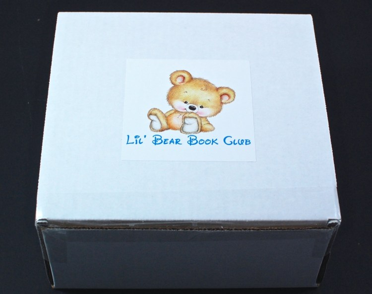 Lil Bear Book Club box