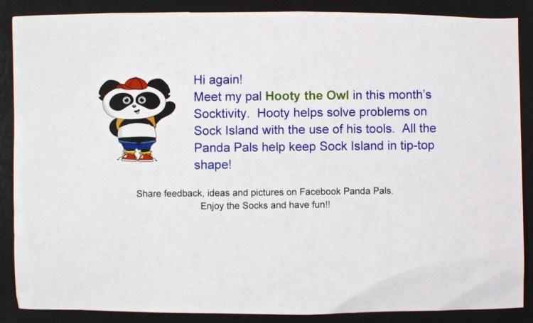 Panda Pals tools theme