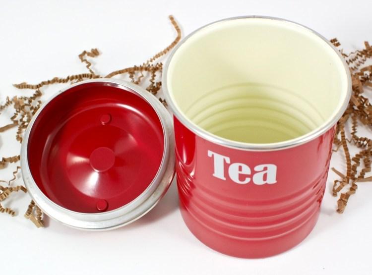 tea canister LLB