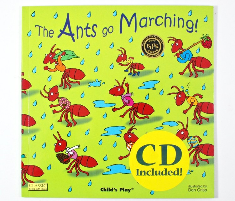 Ants go Marching book