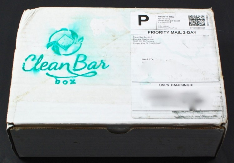 Clean Bar Box review