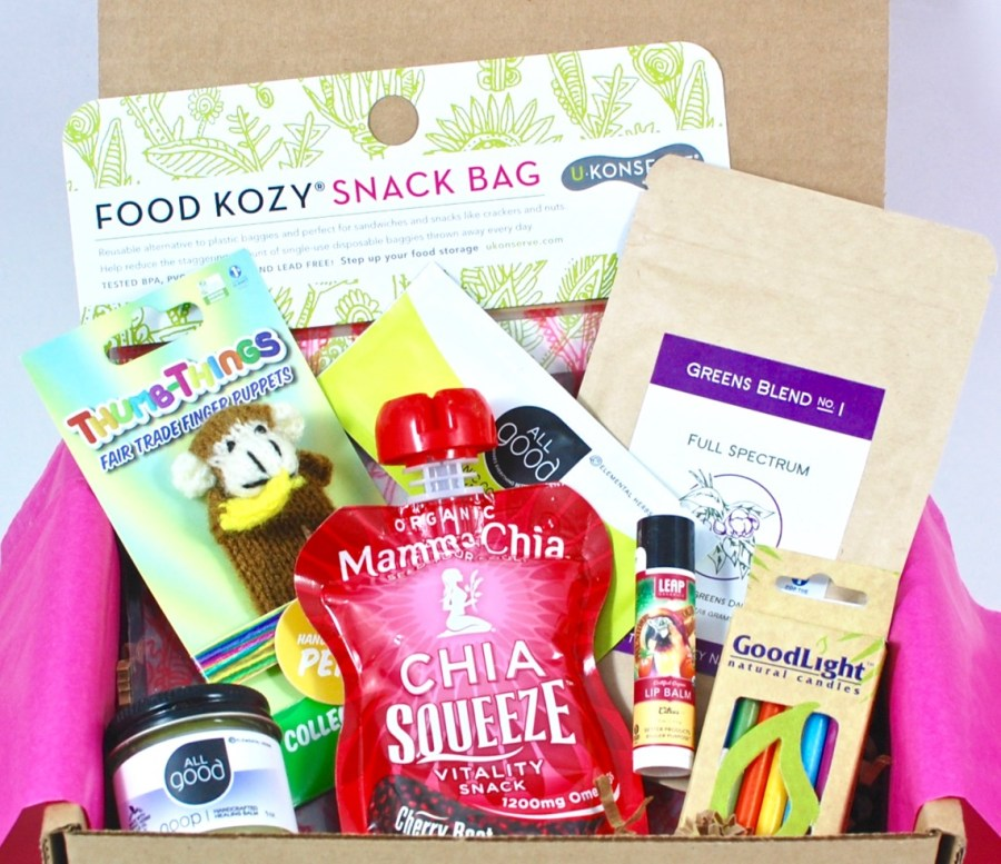 March/April 2016 Ecocentric Mom review