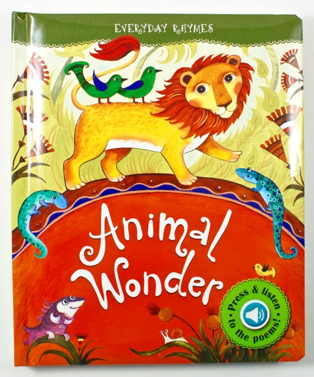 Animal Wonder book