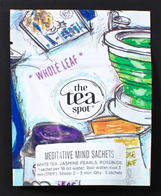 Tea Spot tea