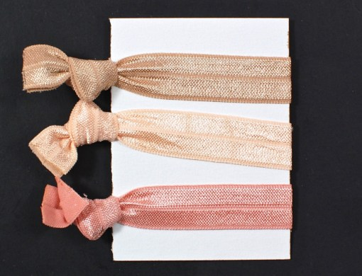 no-crease hair ties